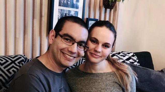 Interviews with expats: Kaja and Carlos