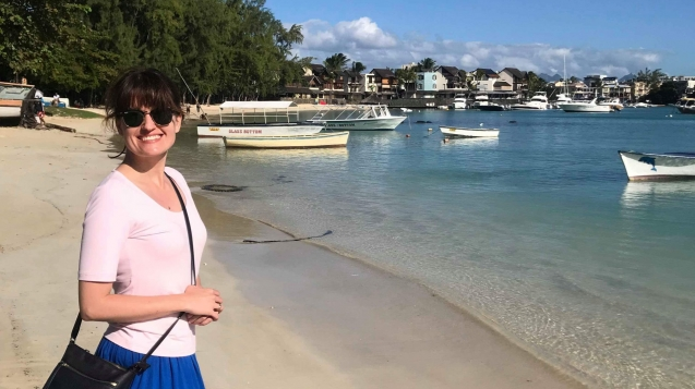 Interviews with expats: Alicja