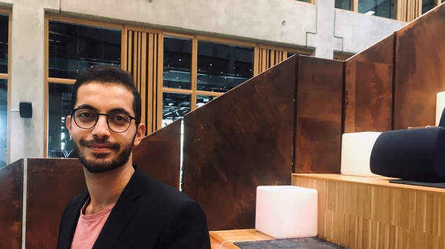 Interviews with expats: Tareq