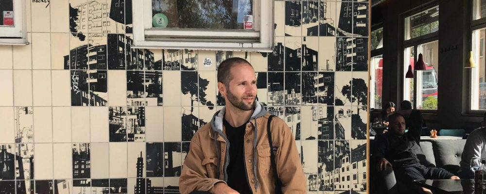 Interviews with expats: Alexey